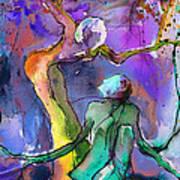 Coup De Foudre 02 Art Print