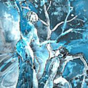 Coup De Grace 02 Art Print
