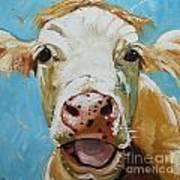 Cow 310 Art Print