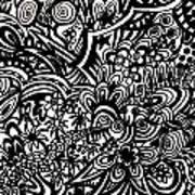 Crazy World We Live In Art Print