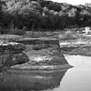 Creek In Texas Art Print