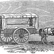Crimean War: Ambulance Art Print
