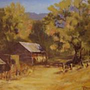 Crippen Ranch Art Print