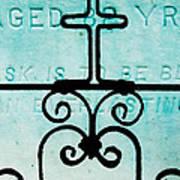 Crosses Voided Art Print