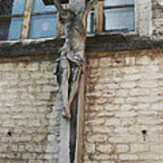 Crucifixion Of Kortrijk Art Print