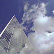 Crystal Cathedral 2 Art Print