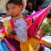 Cuenca Kids 116 Art Print