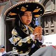 Cuenca Kids 148 Art Print