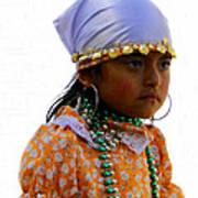 Cuenca Kids 199 Art Print