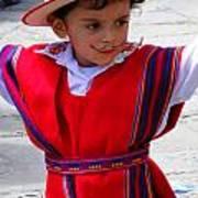 Cuenca Kids 68 Art Print