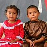 Cuenca Kids 76 Art Print