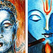 Cultural Diversity Art Print