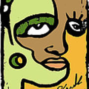 Culture Shock Art Print