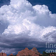 Cumulonimbus Cloud Print by Science Source