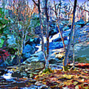 Cunningham Falls Art Print