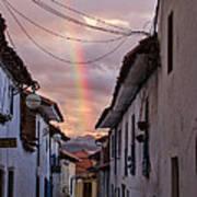 Cuzco Art Print
