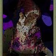 cybergeisha II Art Print by Adam Kissel