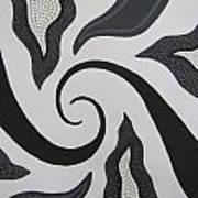 Cyclone Art Print