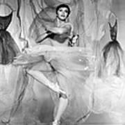Daddy Long Legs, Leslie Caron, 1955 Art Print by Everett