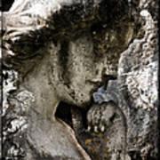 Daguerrotype Angel Art Print