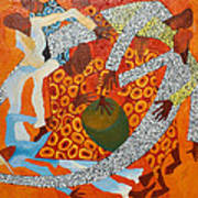 Dancers IIi Art Print