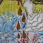 Dancing In Oil Art Print