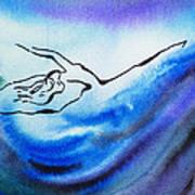 Dancing Water IIi Art Print