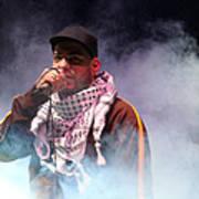 Danny Fresh Musical Concert At Manger Square Art Print