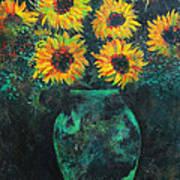 Darkened Sun Art Print