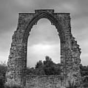 darley Abbey arch Art Print