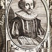 David De Planis Campy, French Alchemist Art Print by Middle Temple Library