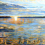 Davidson Quebec Art Print