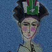 Day Dream Of A Geisha Art Print