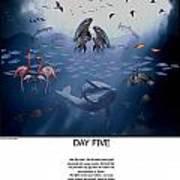 Day Five Art Print
