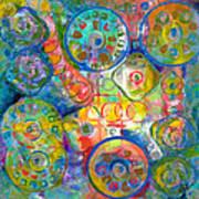 Daydreams Art Print