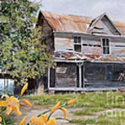 Days Gone By...sold Art Print