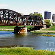 Dayton Ohio Art Print