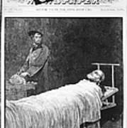 Death Of Ulysses S. Grant Art Print