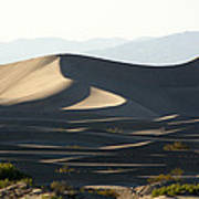 Death Valley Dunes Art Print