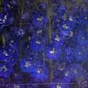 Delft Blues Art Print