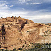 Delicate Arch Viewpoint - D004091 Art Print