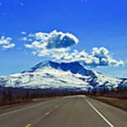 Denali Highway Art Print