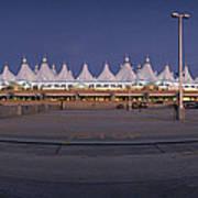 Denver International Airport, Colorado Art Print