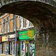 Derry Shops Art Print