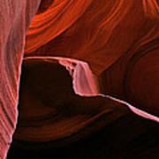 Desert Depths Art Print