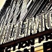 Detroit Fillmore Theatre Art Print