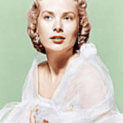 Dial M For Murder, Grace Kelly, 1954 Print by Everett