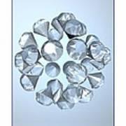 Diamonds... Art Print