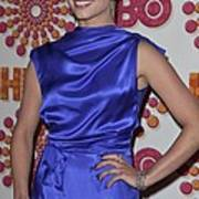 Dianna Agron At Arrivals For Hbo Art Print