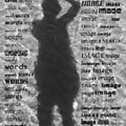 Diction Art Print by Betsy Knapp